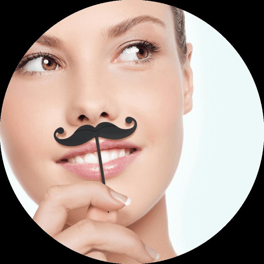 Фотоэпиляция верхней губы в тюмени вакуумный антицеллюлитный массажер для тела cellusage